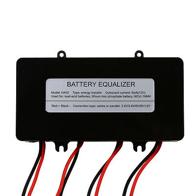 24V/48V Solar System Battery Balancer Equalizer For Lead-acid Batteries Charger
