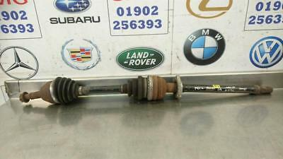 VAUXHALL MOVANO 2.2 DTi TURBO DIESEL DRIVESHAFT /& CV JOINT NEAR//SIDE 2000/>ON