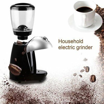 Professional Coffee Grinder Equipped With 420 Stainless Steel Grinding Disk