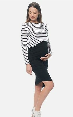BAE the label Maternity Top & Skirt