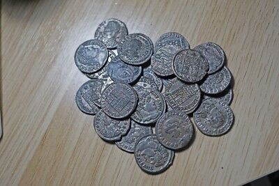 Lot of 27 quite reasonable Roman coins ex CNG last ones !