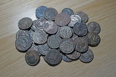 Lot of 39 low grade Roman coins ex CNG last ones !