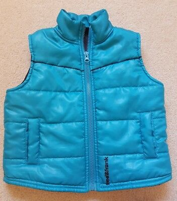 *Fred & Frank* Puffer Vest  Sz 2