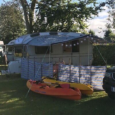 Classic Stevens and West Stirling Caravan - Vintage Retro