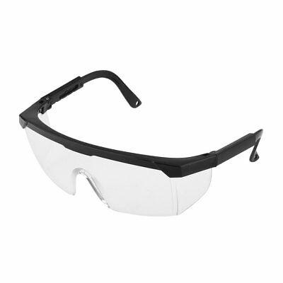 New Safety Eye Protection Glasses Goggles Lab Dust Paint Dental Industrial(N)