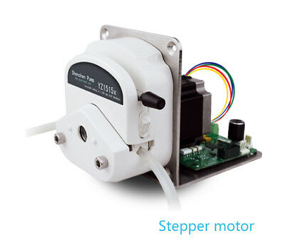 easy load YZ1515X with  57 stepper motor and PMD17 controler