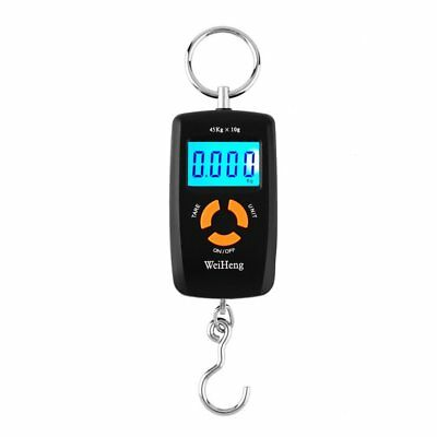 WH-A05L LCD Portable Digital Electronic Scale 10-45kg 10g for Fishing GT