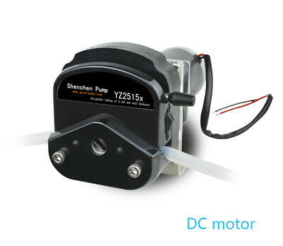 DC 24V eay load pump head YZ2515X  easy load pump head with the DC motor