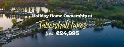 Static Caravan / Lodge For Sale - Tattershall Lakes Lincolnshire - Not Skegness