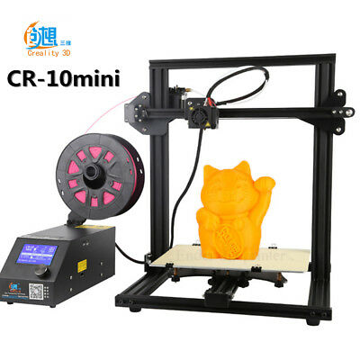 Creality 3D CR-10 Mini 3D drucker Resume power off+Alu Heated Bed High-precisio