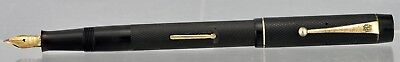 Vintage ONOTO The Pen De La Rue Fountain Pen Lever Fill G6