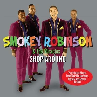 Smokey Robinson & The Miracles - Shop Around 2Cd