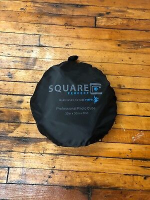 Square Perfect 30 Inch Photography Light Tent