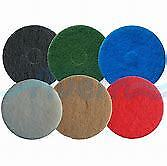 Floor Cleaning, Scrubbing, Polishing, Buffing Pads 2 Boxes Of 5 Pads