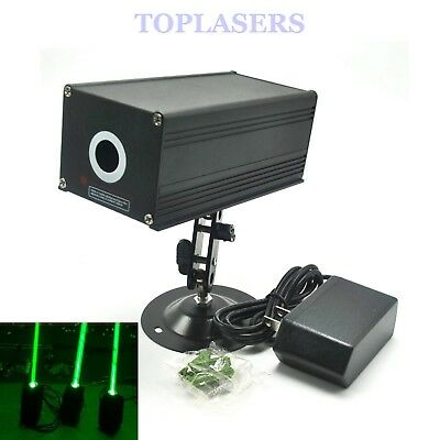 12V 80mW-100mW 532nm Green Laser Diode Locator Module Room Escape Long-Time Work