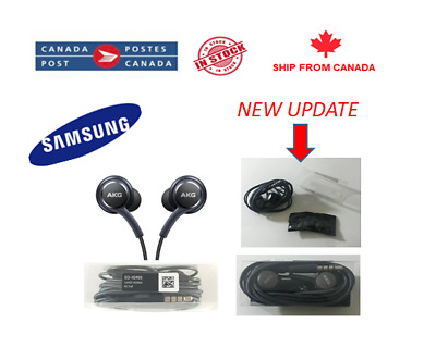 New OEM Samsung Galaxy S8 S8+ AKG Ear Buds Headphones Stereo Headset