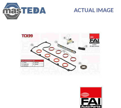 Engine Timing Chain Kit Fai Autoparts Tck99 G New Oe Replacement