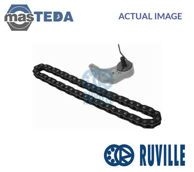 Engine Timing Chain Kit Ruville 3454012S G New Oe Replacement