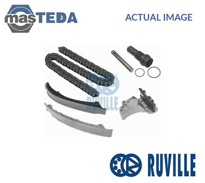 Engine Timing Chain Kit Ruville 3451057S G New Oe Replacement