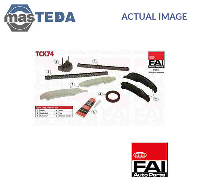 Engine Timing Chain Kit Fai Autoparts Tck74 G New Oe Replacement
