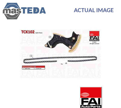 Engine Timing Chain Kit Fai Autoparts Tck102 G New Oe Replacement