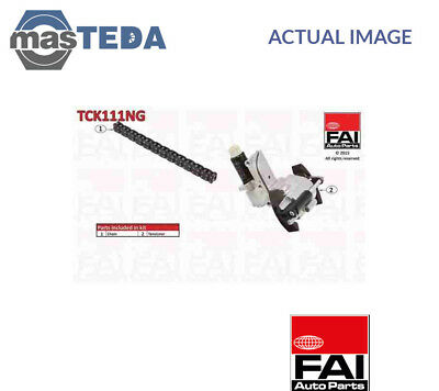 Engine Timing Chain Kit Fai Autoparts Tck111Ng G New Oe Replacement
