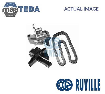 Engine Timing Chain Kit Ruville 3450030S G New Oe Replacement