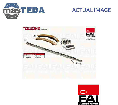 Engine Timing Chain Kit Fai Autoparts Tck152Ng G New Oe Replacement