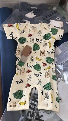 Milk And Masuki Size 1 Romper