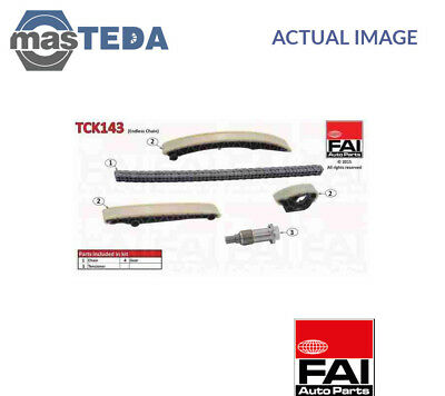Engine Timing Chain Kit Fai Autoparts Tck143 G New Oe Replacement