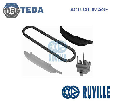 Engine Timing Chain Kit Ruville 3450040S G New Oe Replacement