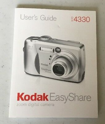 Kodak Easy Share DX 4330 Users Guide