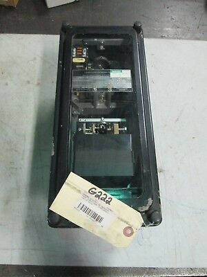 Canadian General Electric Phase Directional Overcurrent Relay IBC51E1A (Used)