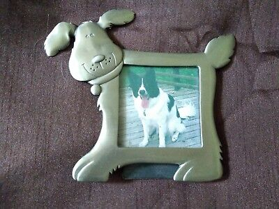 Dog / puppy picture frame