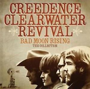 "CD CREEDENCE CLEARWATER  REVIVAL ""BAD MOON RISING THE COLLECTION"". New and seale"