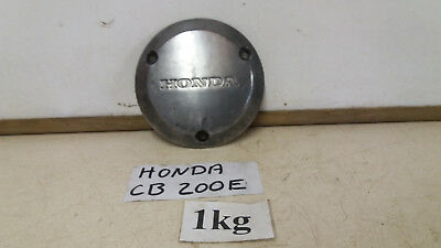HONDA CB200E 1977 STATOR COVER INSPECTION PLATE GENUINE 70s HONDA