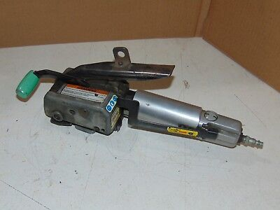 "Signode Tension-Weld Combination Strapping Banding Tool 5/8"" Pneumatic Air"