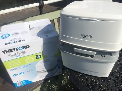 thetford portable toilet / potti boxed