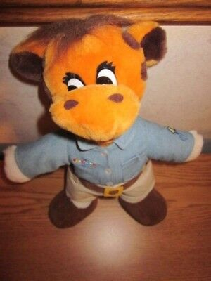 """Vtg 12""""1997 Toys R Us Geoffrey Employee Plush - Wasn't Available To Public new"""