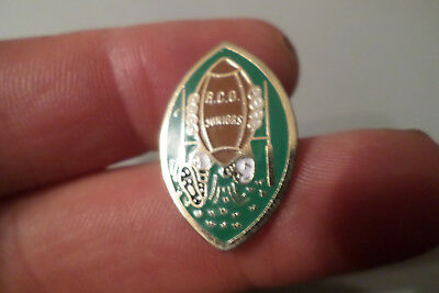 rare badge pin s broche RUGBY RCO JUNIORS (Rugby Club Orleans?) ecole sport