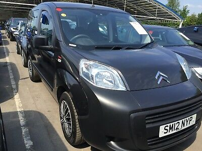 2012 Citroen Nemo Multispace 1.3 Hdi 5 Doors, Only 27K Miles, Stunning Car Cat D