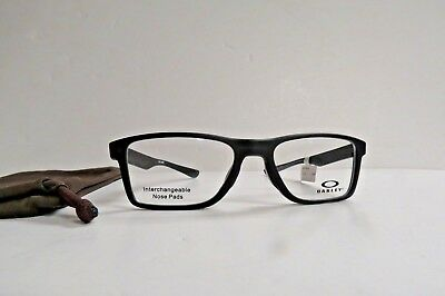 209d8a393c NEW OAKLEY FIN Box RX Prescription Frame Woodgrain OX8108-0353 8108 ...