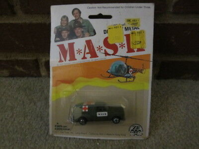 Mash 1950's Mobile Army Surgical Hospital- 1/87 scale by Zee Toys #2570 1977
