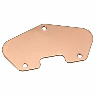 iron Electric Guitar Pickup Baseplate for Tele Strat Copper Clad G6N4