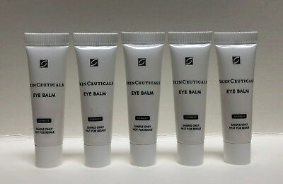 SkinCeuticals Eye Balm with Triple Age Defense 5 Sample Tubes