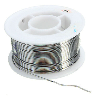 100g 0.8mm 60/40 Tin lead Solder Wire Rosin Core Soldering 2% Flux Reel Tube JH