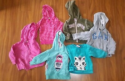 girls jumper bundle size 1