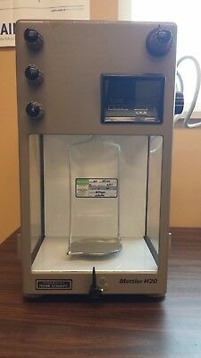 Mettler H20 Analytical Balance - Vintage - IN WORKING CONDITION!