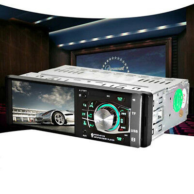 "4.1"" HD Touch Screen Bluetooth Car GPS MP5 Player Radio Stereo NAV+AU Map+Remote"