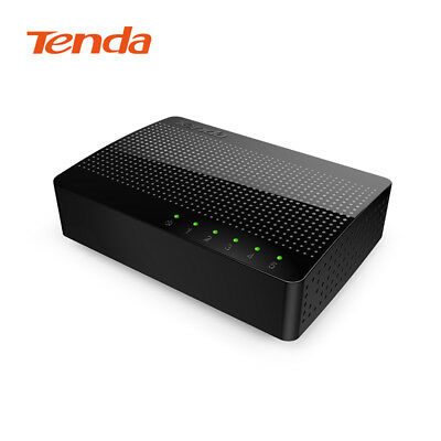 Tenda SG105 Network Gigabit Switch 5 Port  10/100/1000Mbps Fast Ethernet Lan Hub
